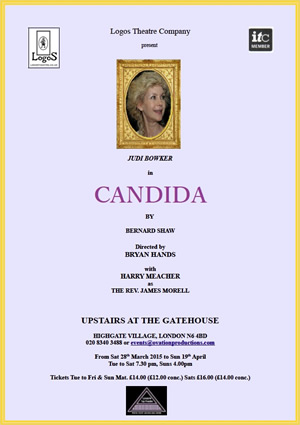 Click for flier:  Candida